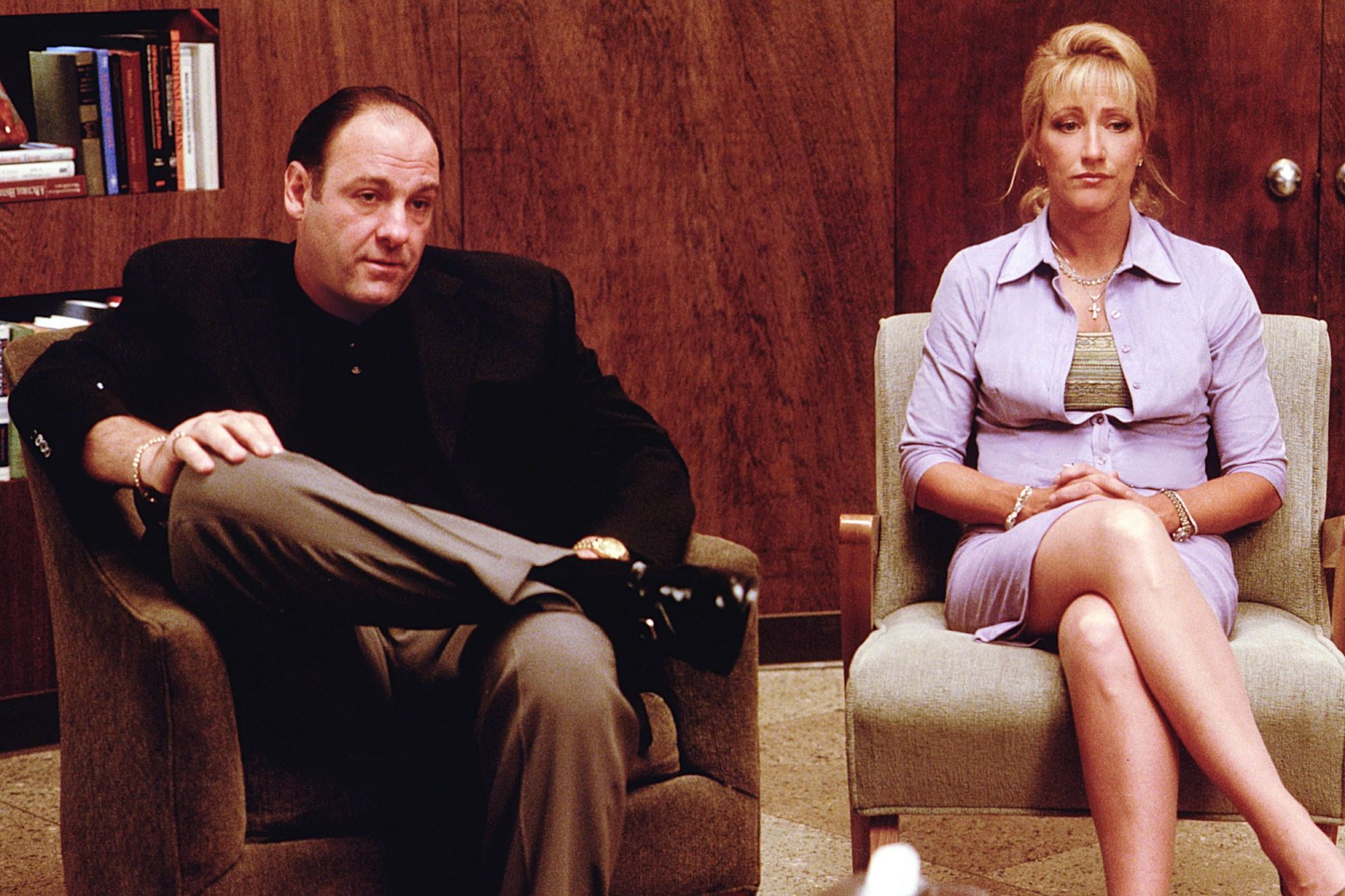 What 'The Sopranos' Taught Me About Managing Stress, Anxiety and Panic Attacks