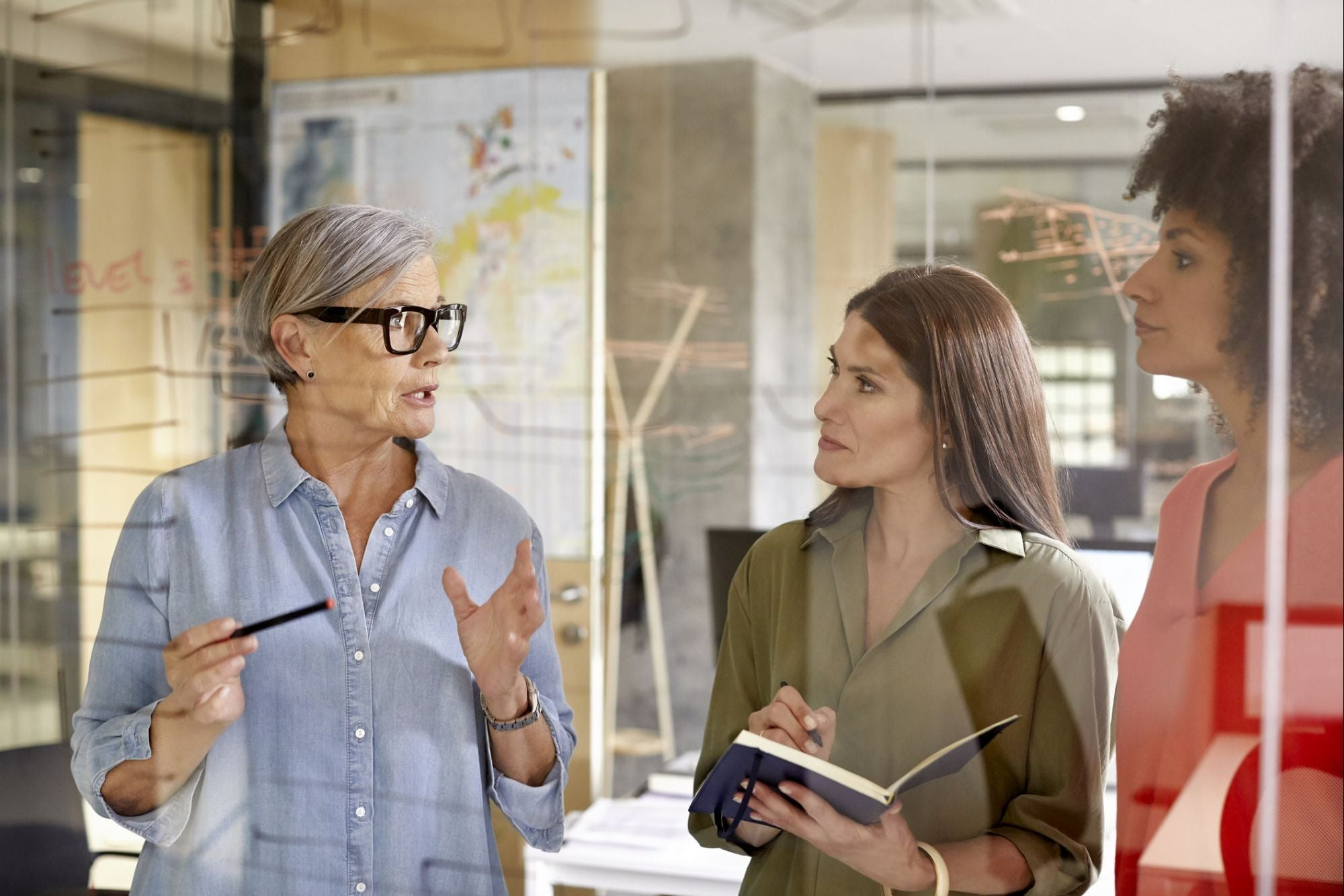 Are you over 40 and ready to be an entrepreneur? Here we tell you how to succeed with this new adventure