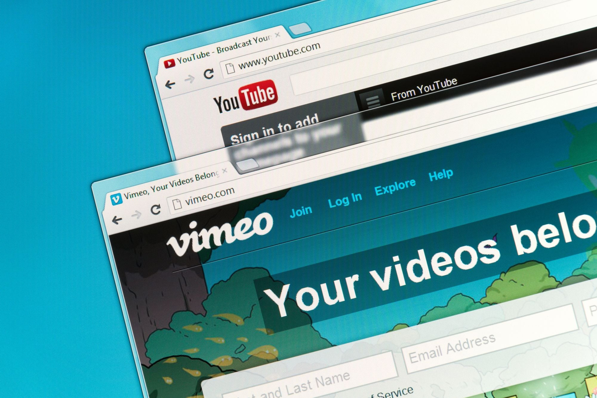 4 Video Platforms Attempting to Challenge YouTube's Dominance