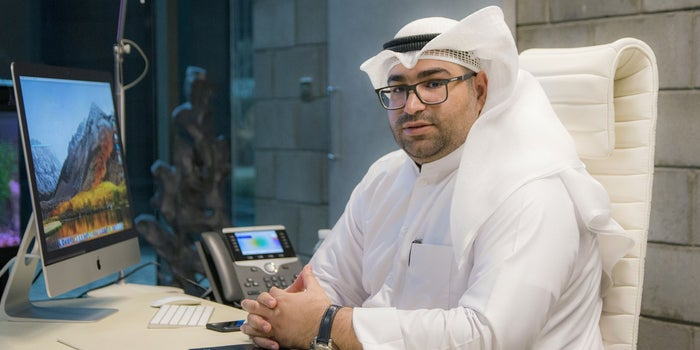 Line Company Wants To Help Kuwait's Entrepreneurs From Set-Up To Launch