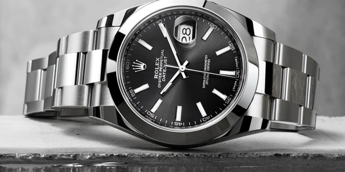The Executive Selection: Rolex