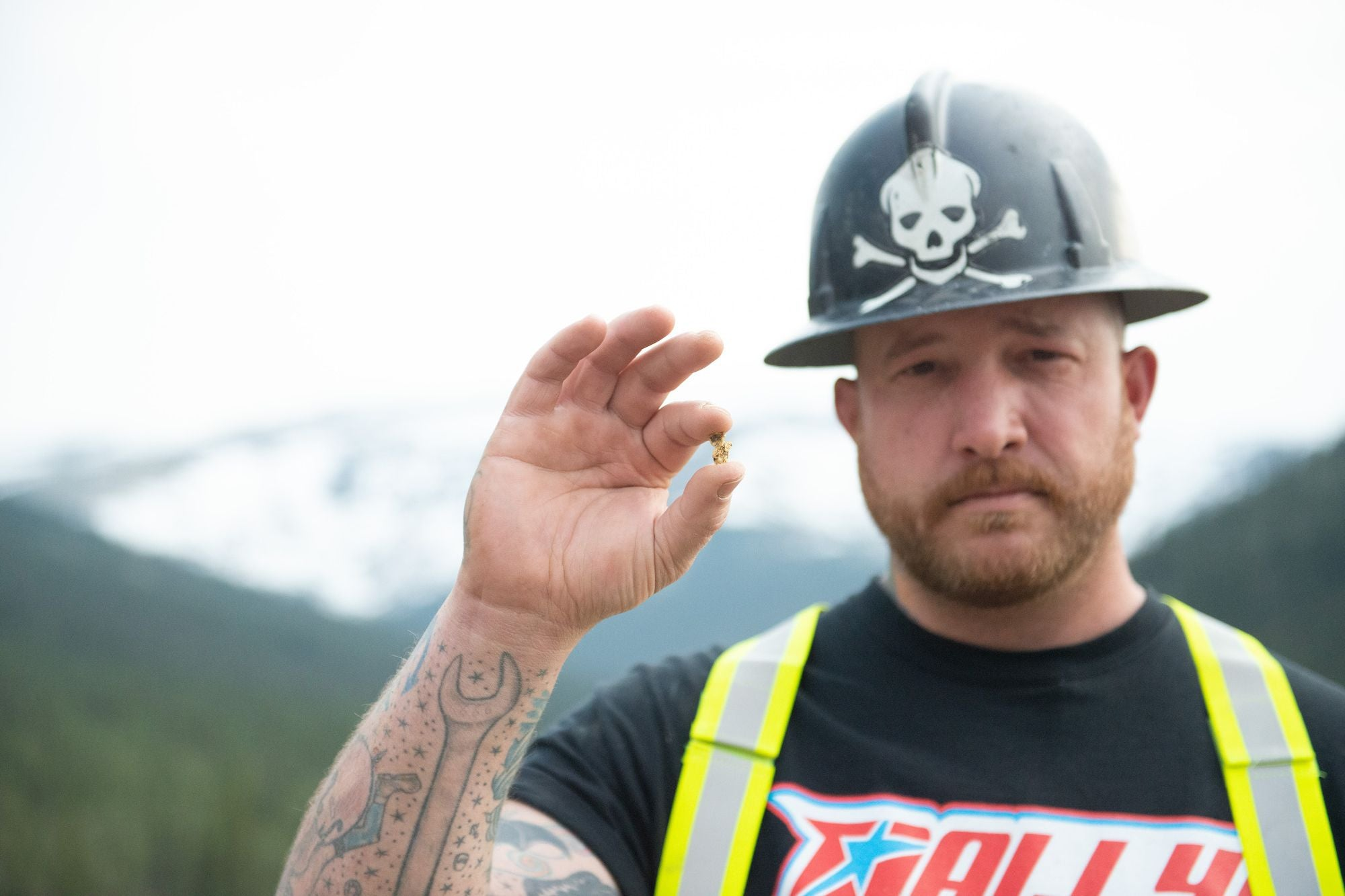 Playing Dirty With the Miners of 'Gold Rush'