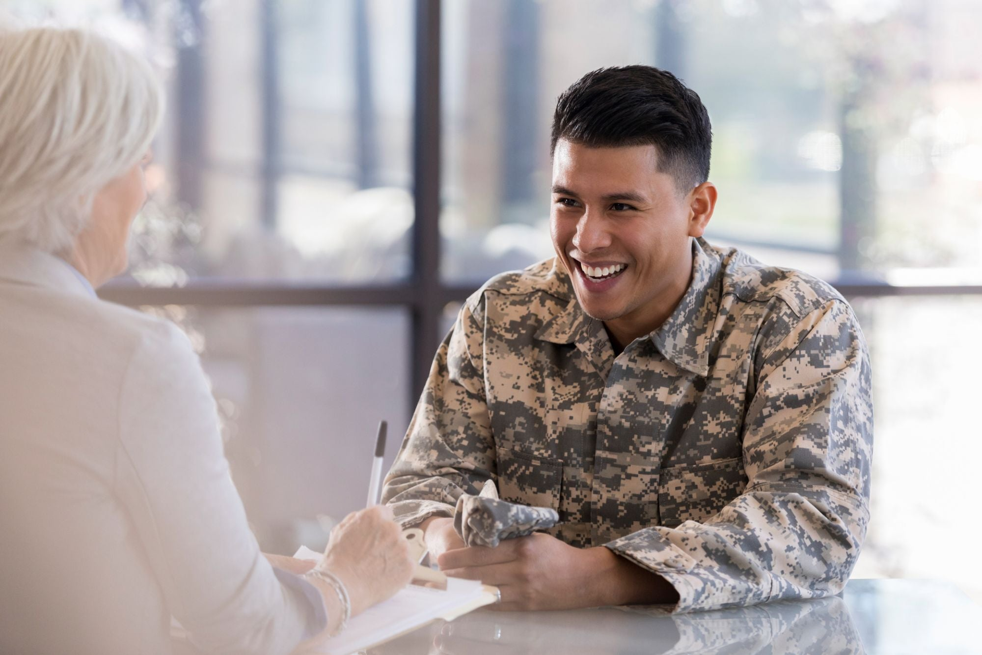 entrepreneur.com - Carlos Perez - 3 Tips for Hiring Veterans and How They'll Help Your Business Thrive