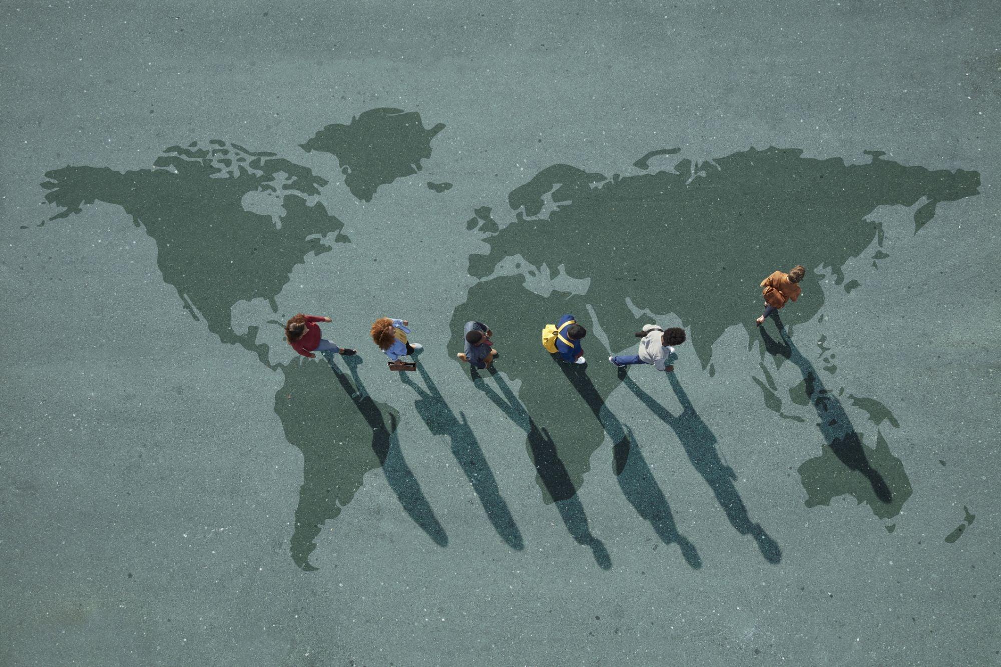 entrepreneur.com - Jeffrey Hayzlett - 4 Principles of Servant Leadership