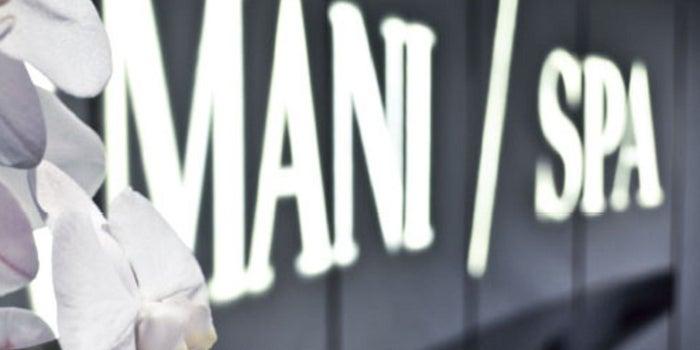 Refresh And Reinvigorate: The Armani/SPA