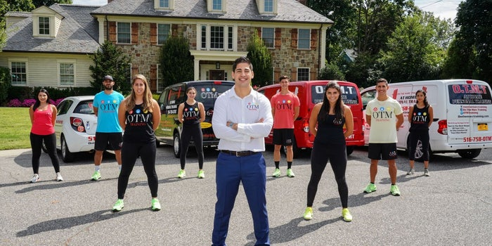 This Fitness Entrepreneur Is Poised to Go Big and Wants Your Help