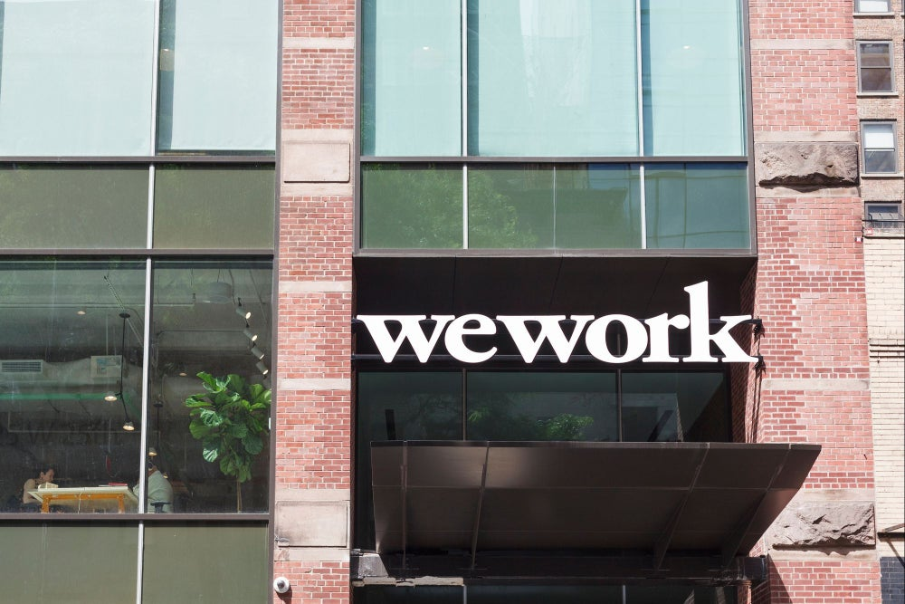 Regret Decision To Invest in WeWork