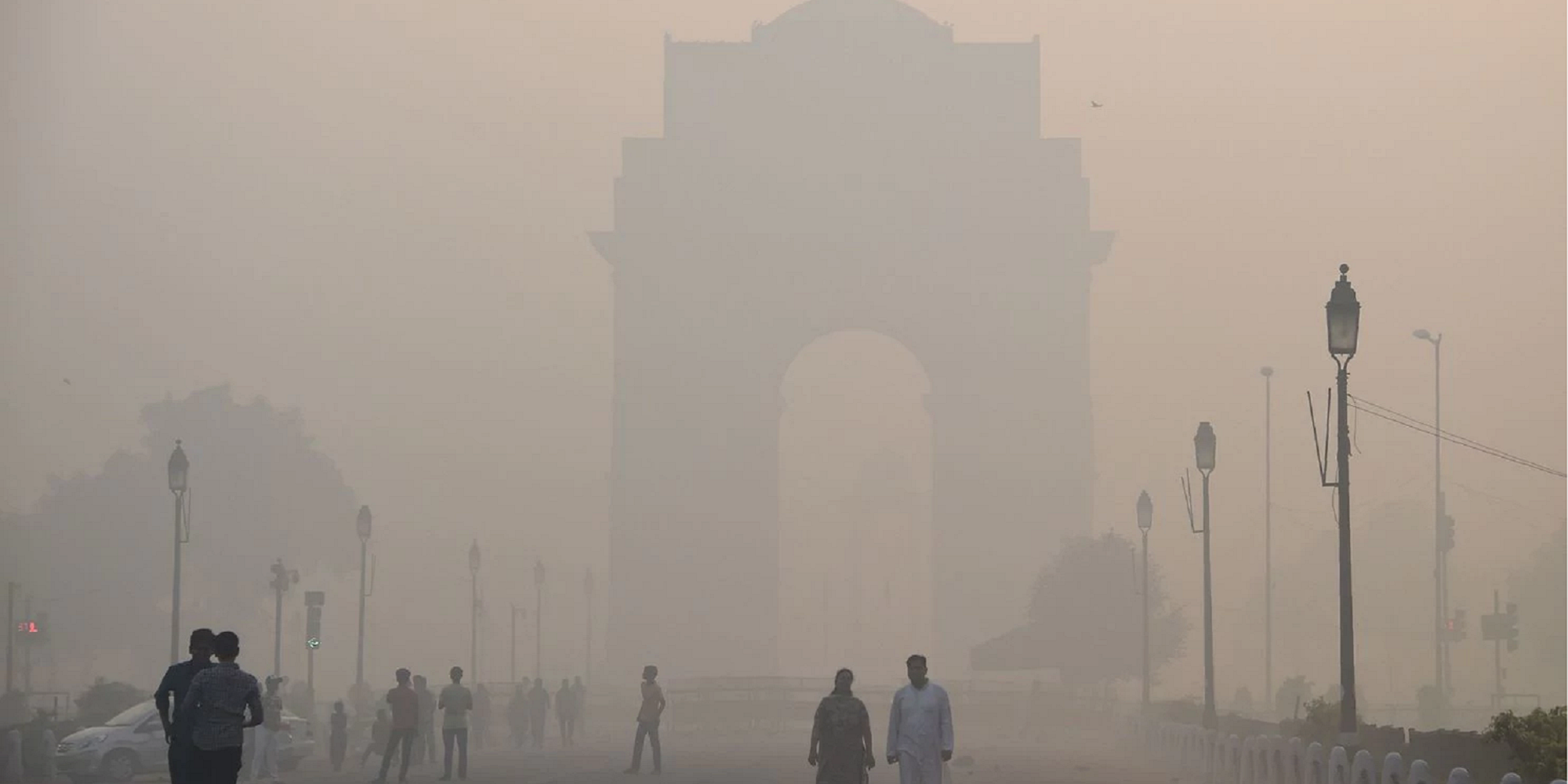 #DelhiChokes: Running Noses, Itchy Eyes, Lumpy Throats