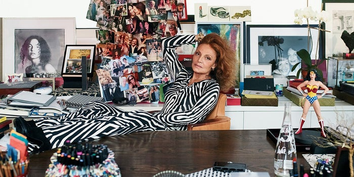 Diane von Furstenberg: Every Successful Person Feels Like a Loser (Even Me)