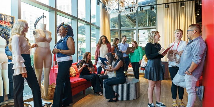 What It's Like Inside Spanx Headquarters