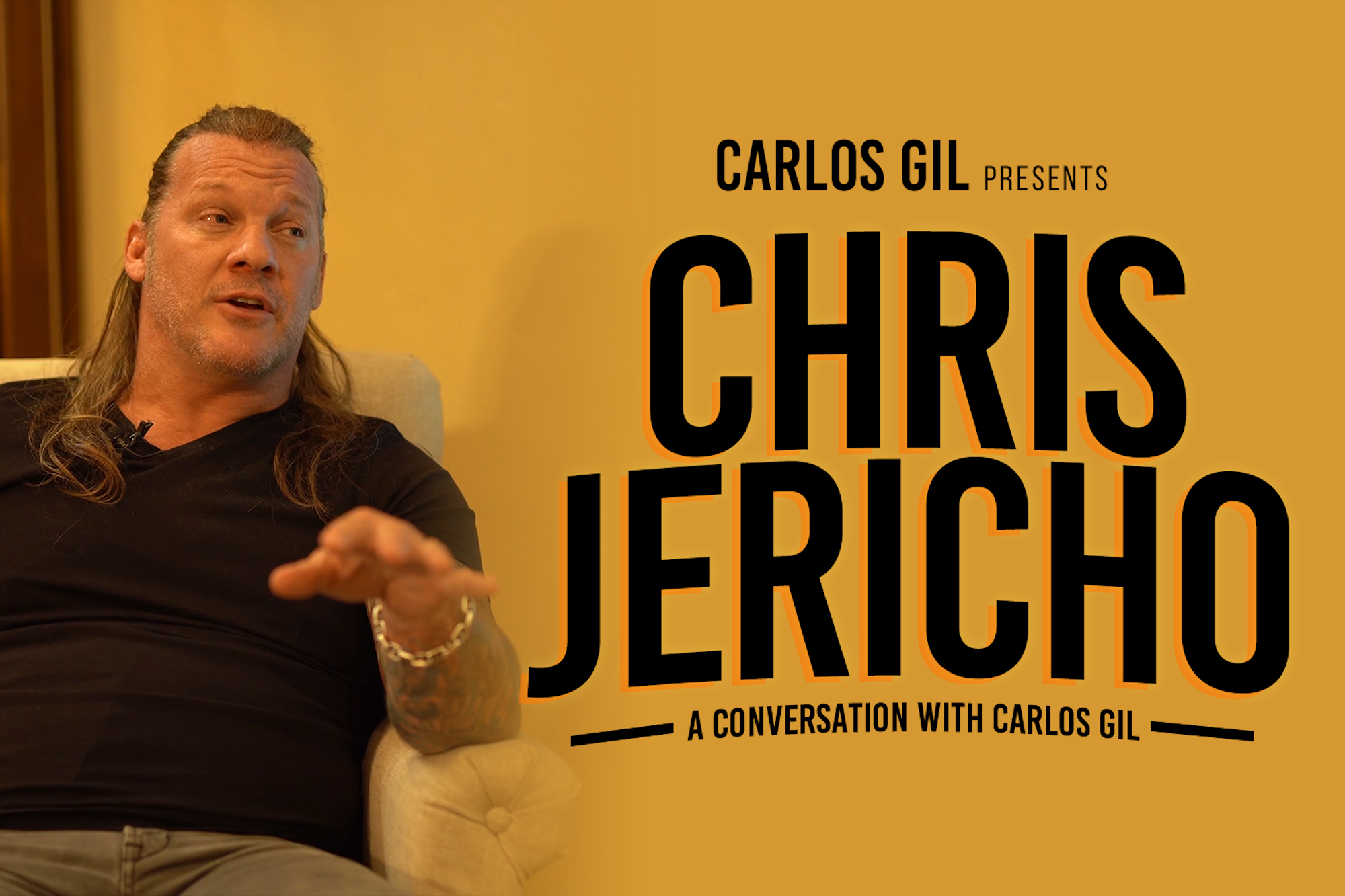 What Entrepreneurs can Learn from Pro Wrestler Chris Jericho