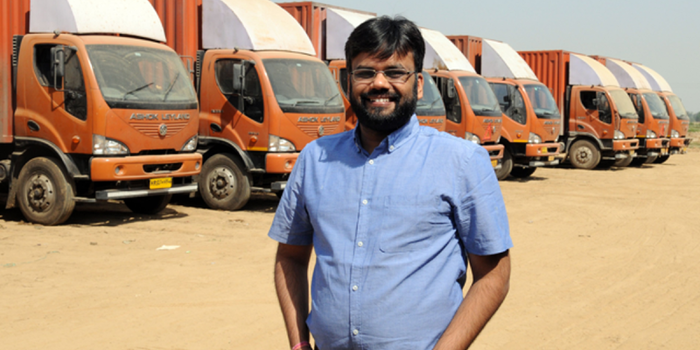 How This Entrepreneur is Making Logistics Human