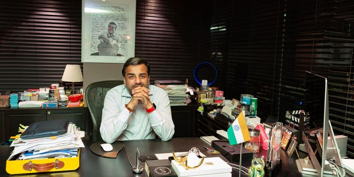 Plush and Boundless : Get A Sneak-Peek Into Colorbar Founder and CEO, Samir Modi Office