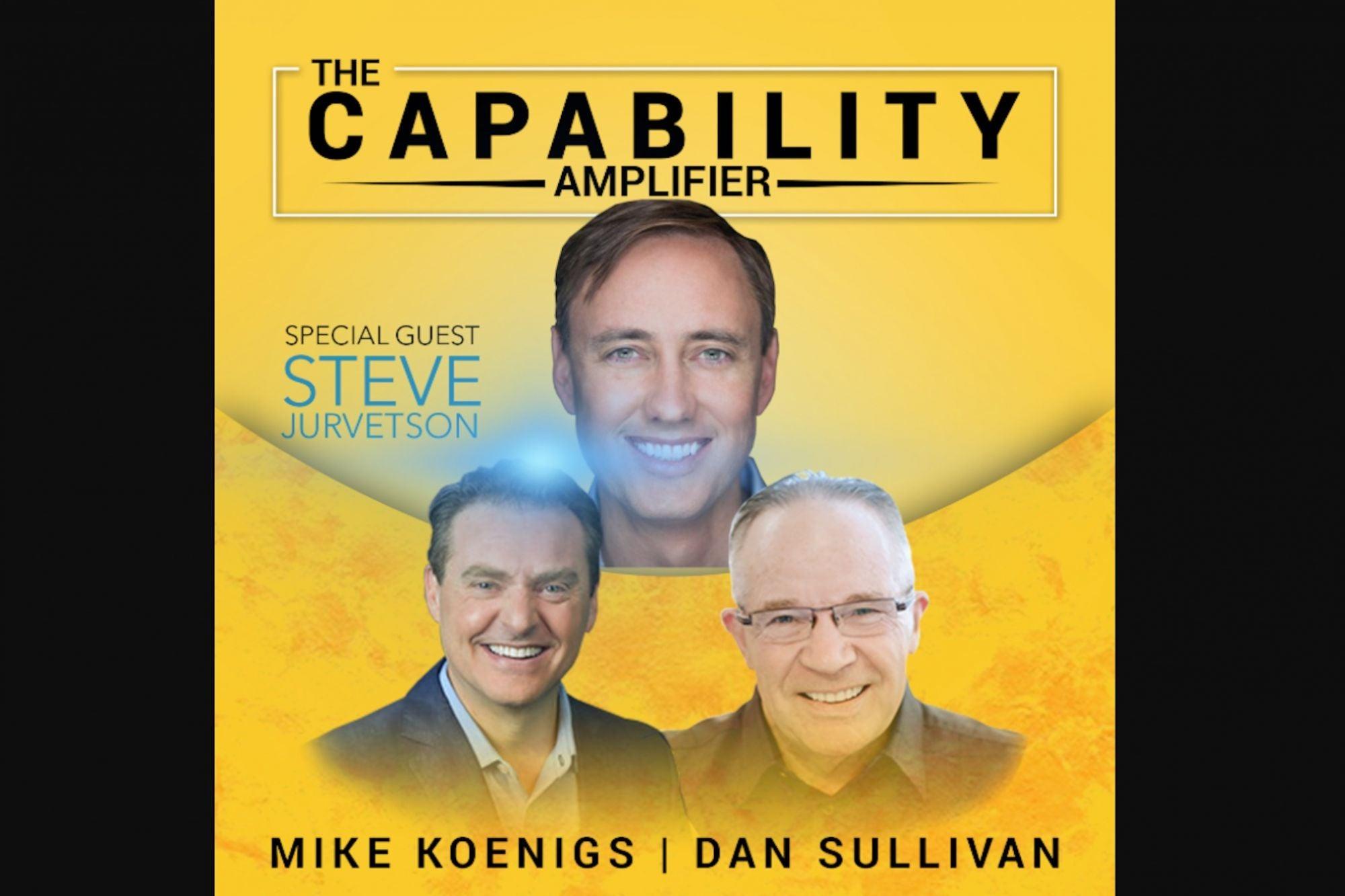Geeking Out With Legendary Futurist and Investor Steve Jurvetson