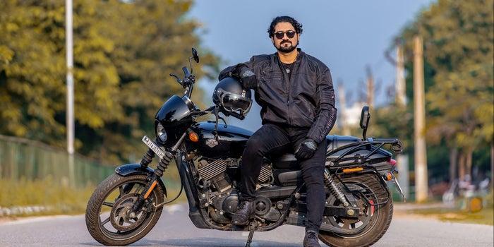How Bike Riding and Gymming Keep Vishwas Shringi of Voylla Motivated