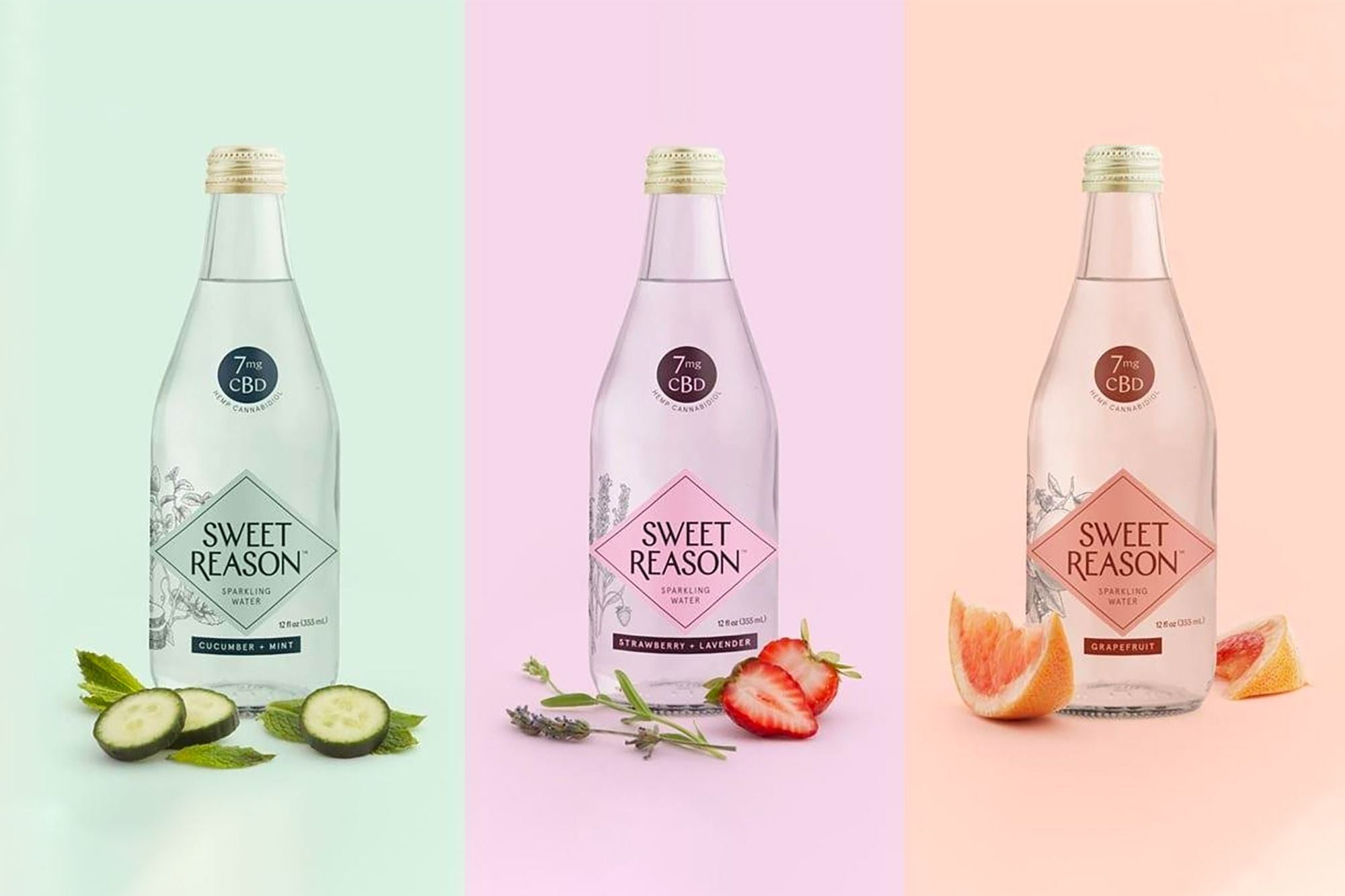 Hilary McCain Gives A 'Sweet Reason' To Try Her CBD-Infused, All-Natural Sparkling Waters