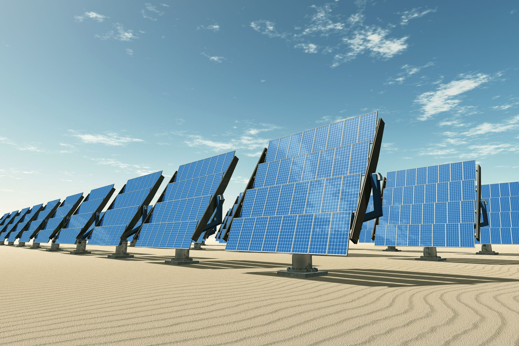 Big Data and Solar Energy Are a Match Made in Heaven