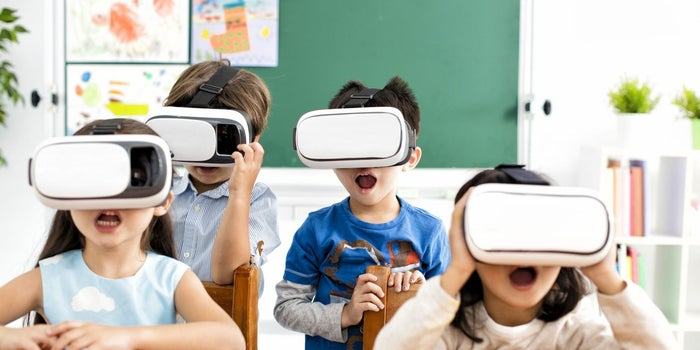 In 2020, Technology Will Change the Way Pupil Learn