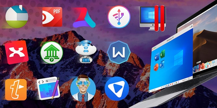 Score 'Parallels Desktop' and 12 More Essential Mac Apps Today During This Limited-Time Sale