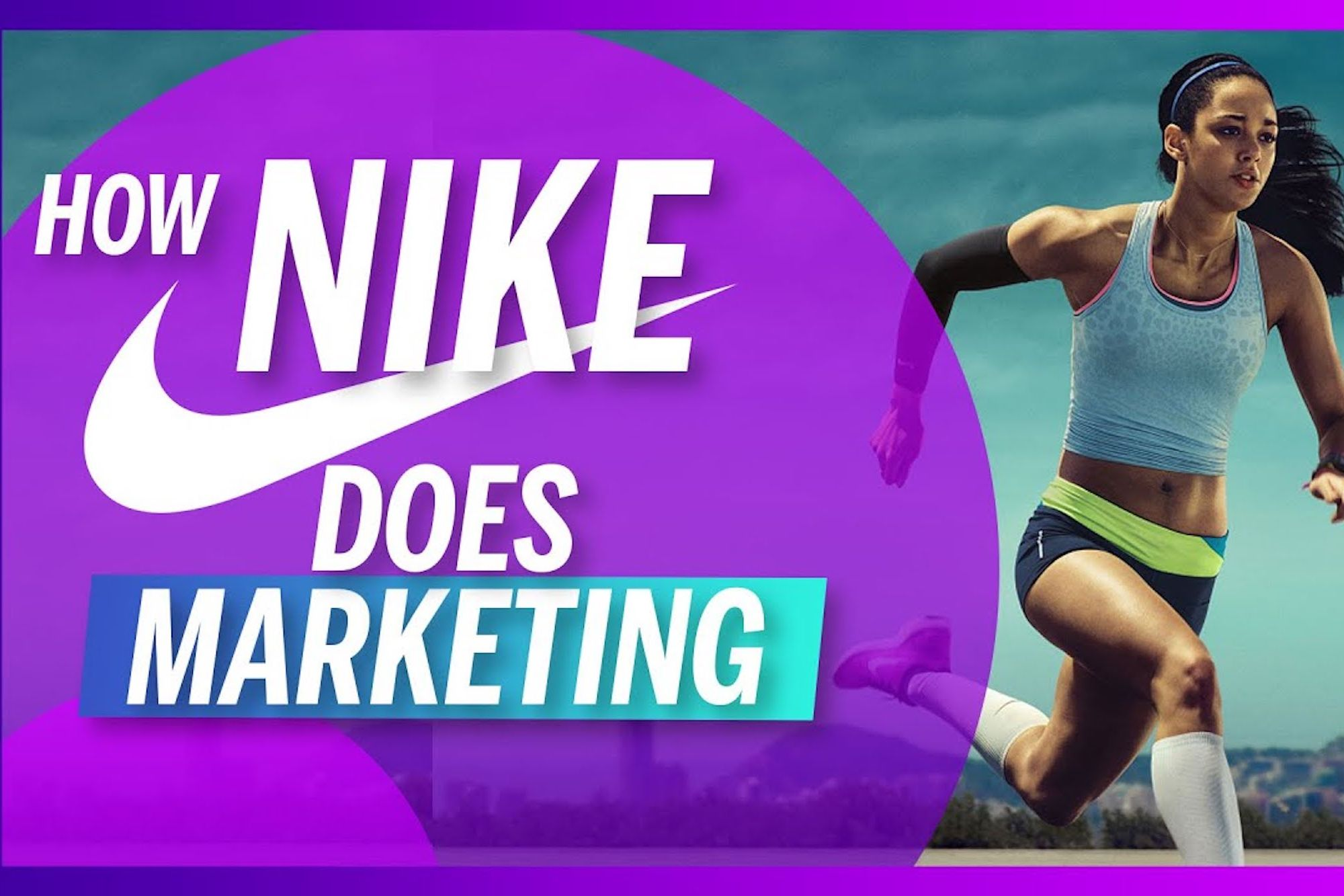 How to follow in Nike's Footsteps when Marketing your Business