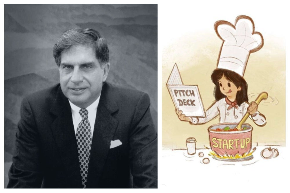 Looking for an Impeccable Pitch Deck? Ratan Tata has the Perfect Template for You!