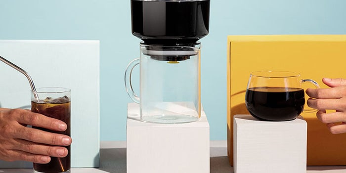 This Coffee Machine Makes Delicious Cold Brew in Minutes, Not Hours