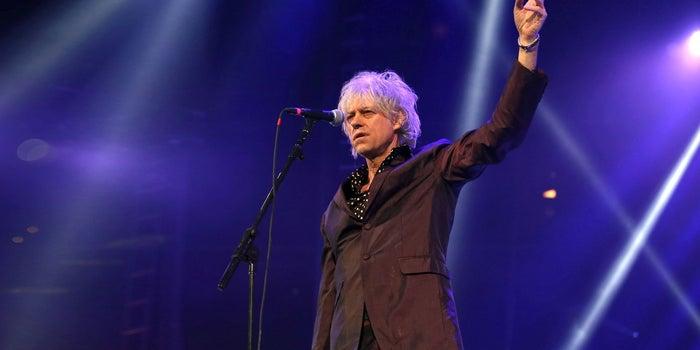 Business As A Catalyst For Change: Sir Bob Geldof, KBE