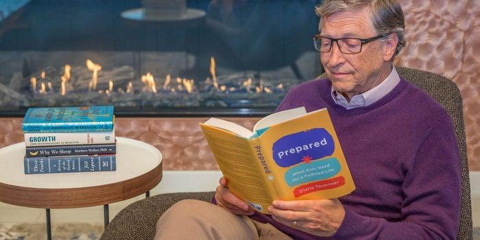Bill Gates's Top 5 Books of 2019