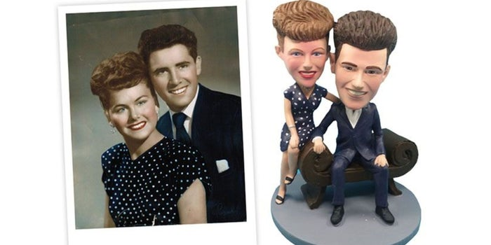 Turn Yourself or Someone You Work With into a Bobblehead