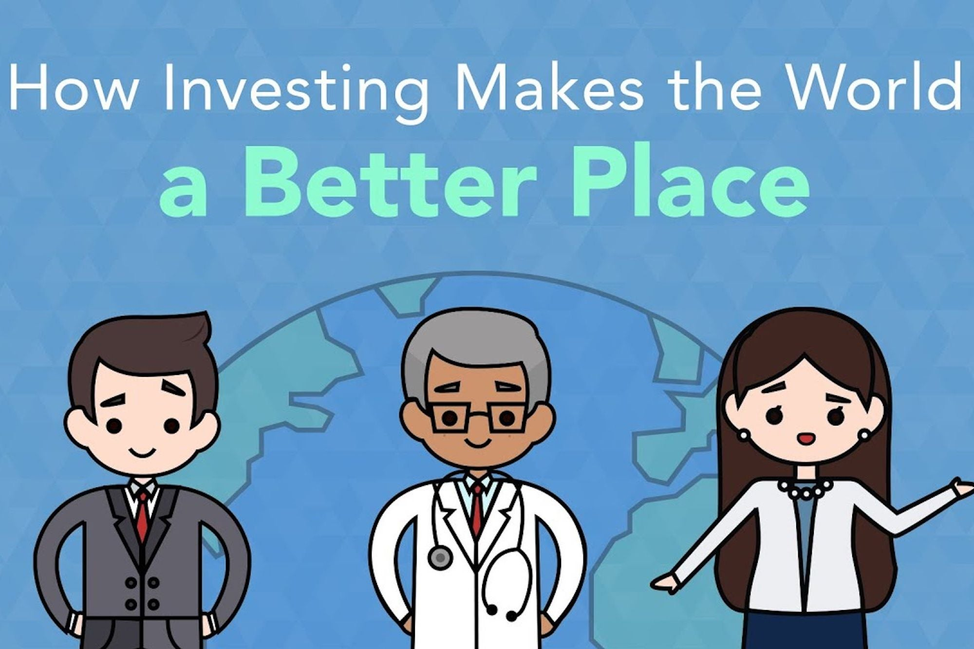 How Your Investments Can Change the World If You Truly Care About Them