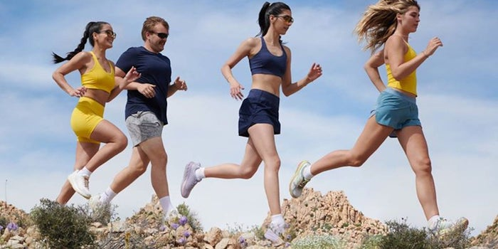 This Eco-Friendly Clothing Brand Can Help You Keep Those New Year's Workout Resolutions
