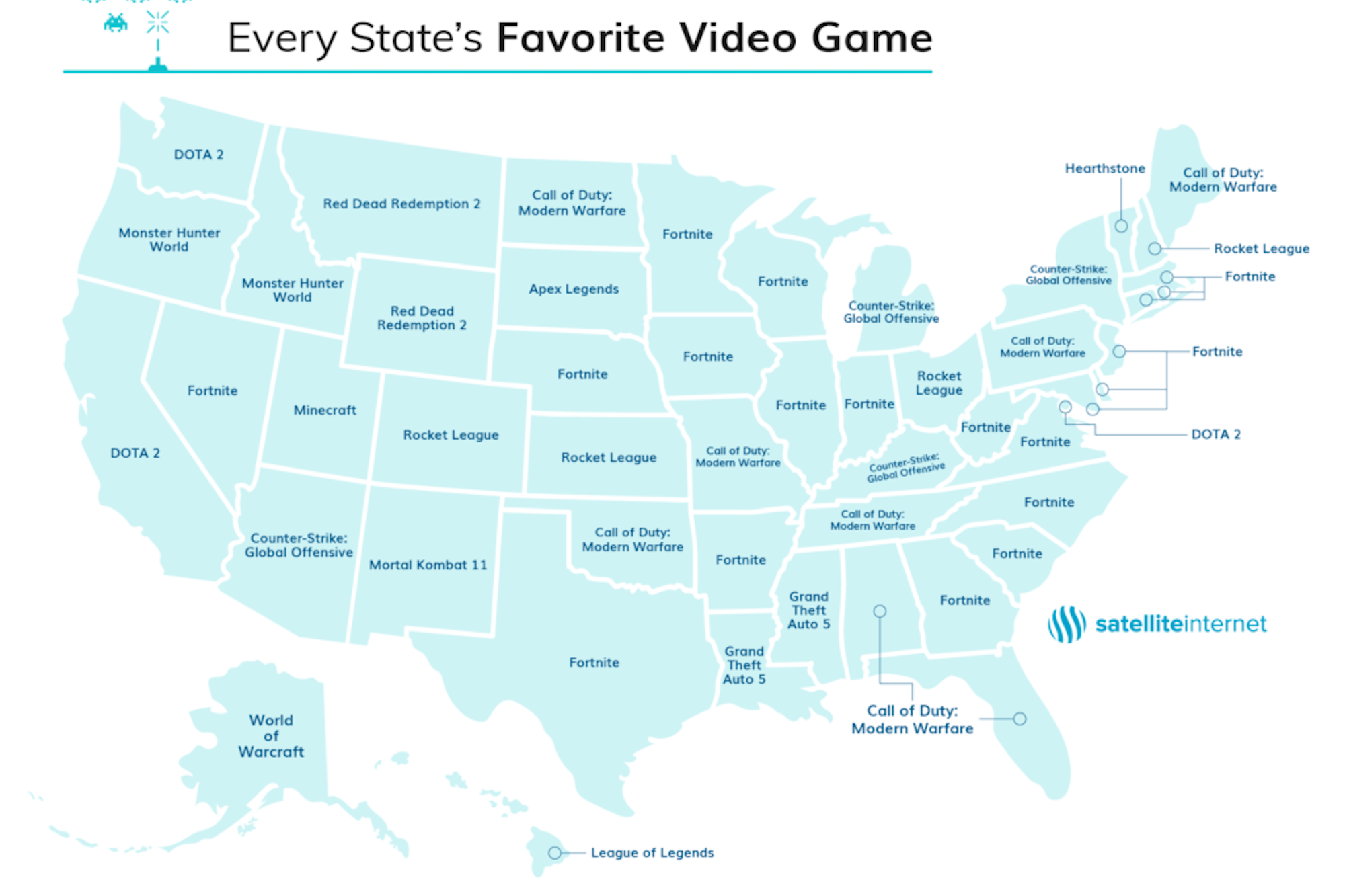 , Fortnite Is the United States' Favorite Video Game, Saubio Making Wealth