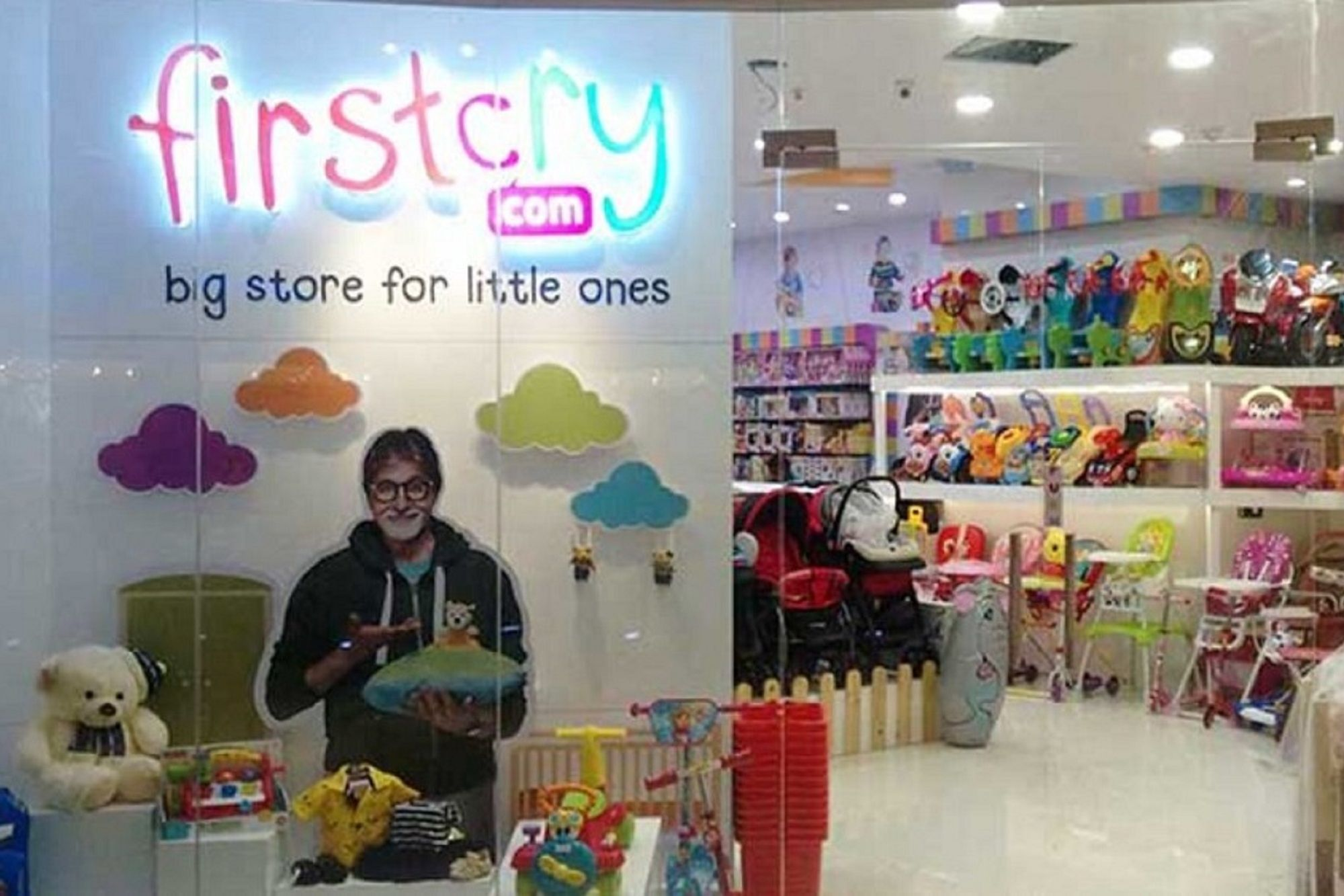 FirstCry Has Revamped Baby Apparel Shopping In India