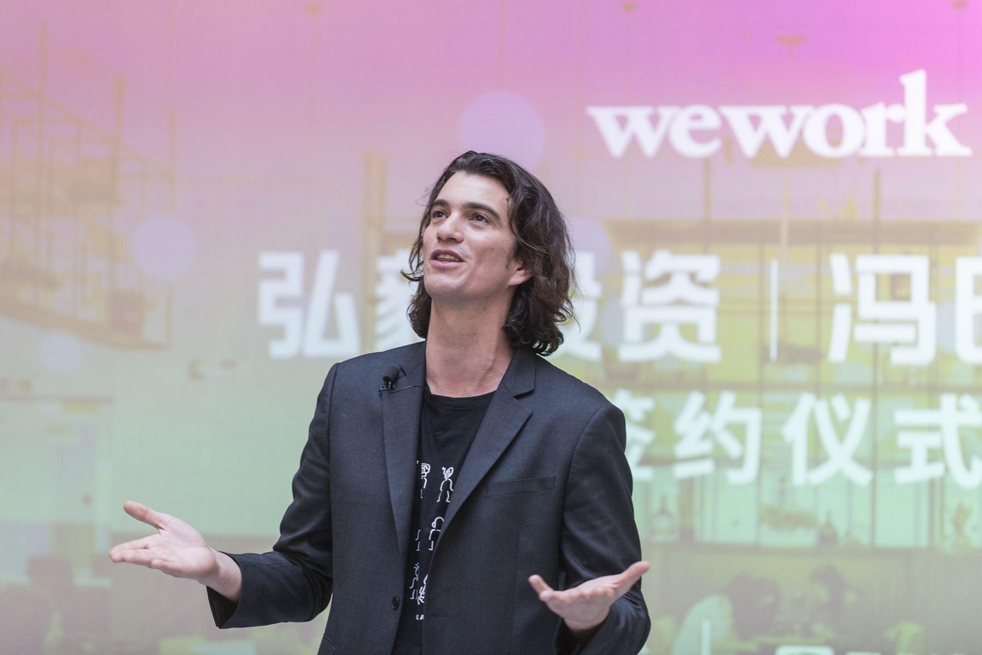 Why Did WeWork's Adam Neumann