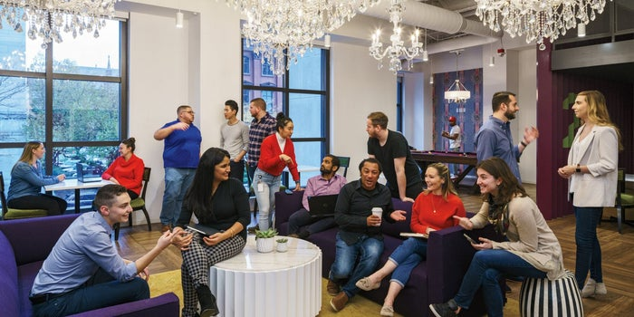 What It's Like Inside Wayfair