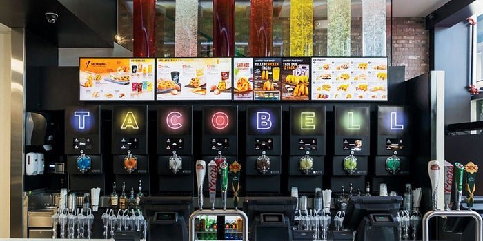 #2 on the Franchise 500: Delivery and Booze Are Boosting Taco Bell's Sales