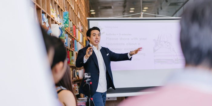Learn Presentation Tips From an International Business Pro