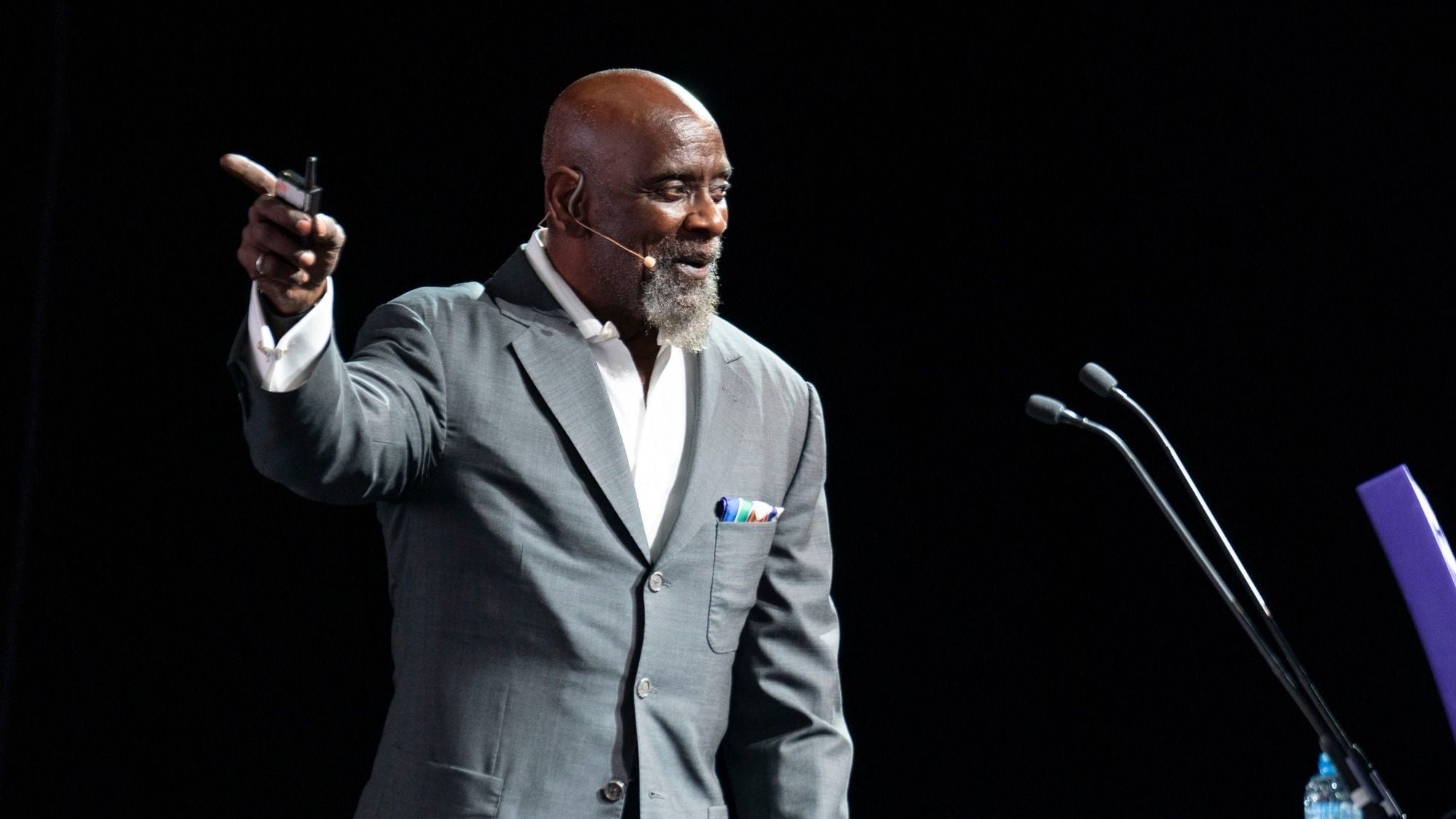 The Only Way Is Up: Chris Gardner, Author, 'The Pursuit of Happyness'