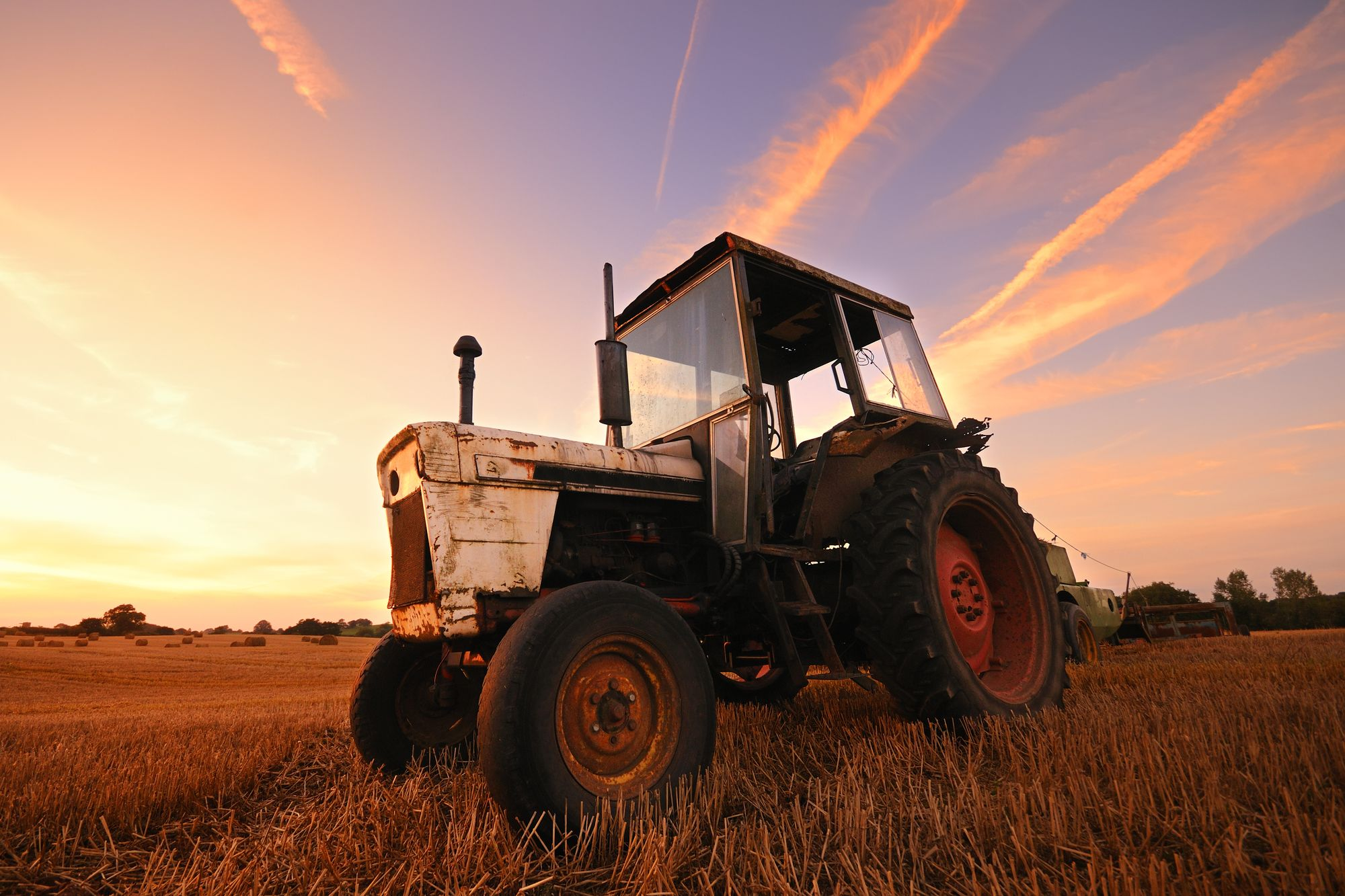 Why Is a 40-Year-Old Tractor So Attractive to So Many Business Owners?