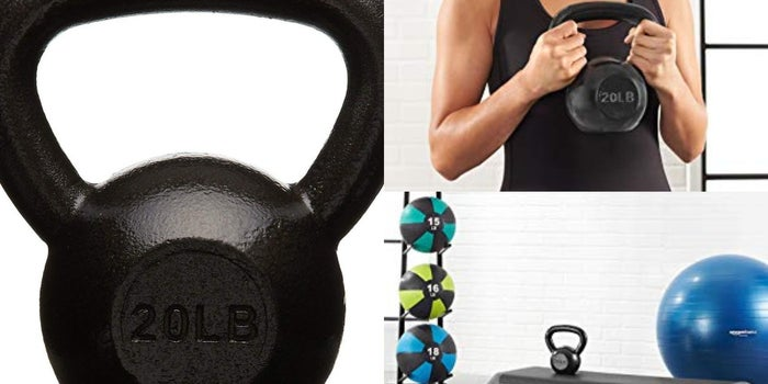 Get a Workout Anywhere with These Affordable Kettlebells