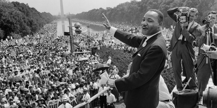What Communicators Can Learn From Martin Luther King Jr S I Have A Dream Speech