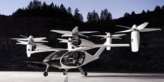 Toyota Invests $349 Million in Flying Taxi Startup