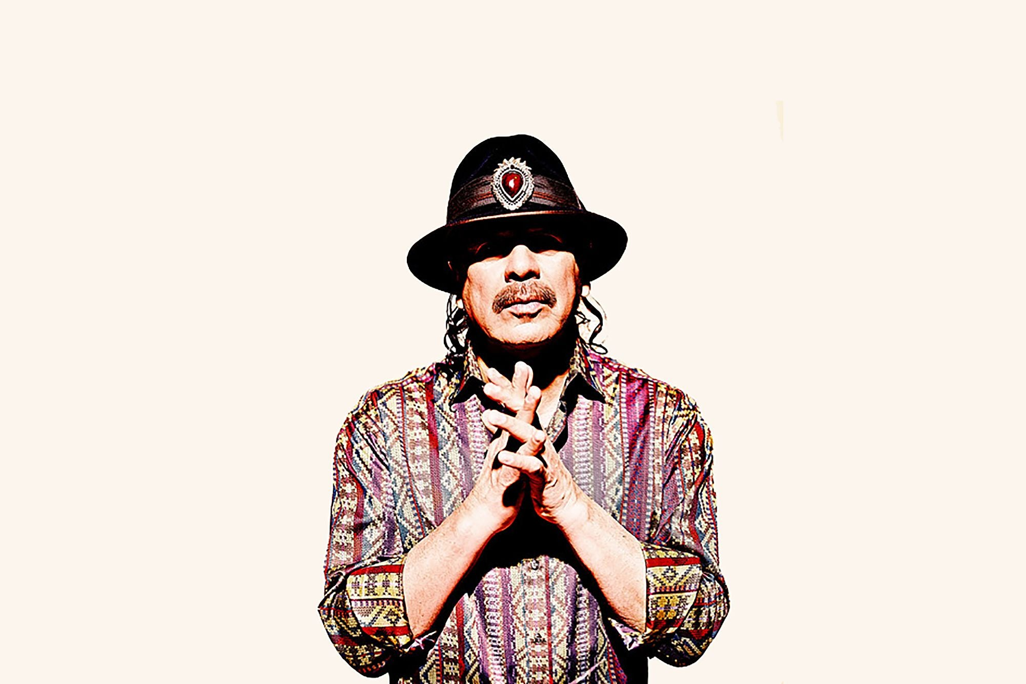 Exclusive Interview: Rock Legend Carlos Santana On His New Cannabis and CBD Line