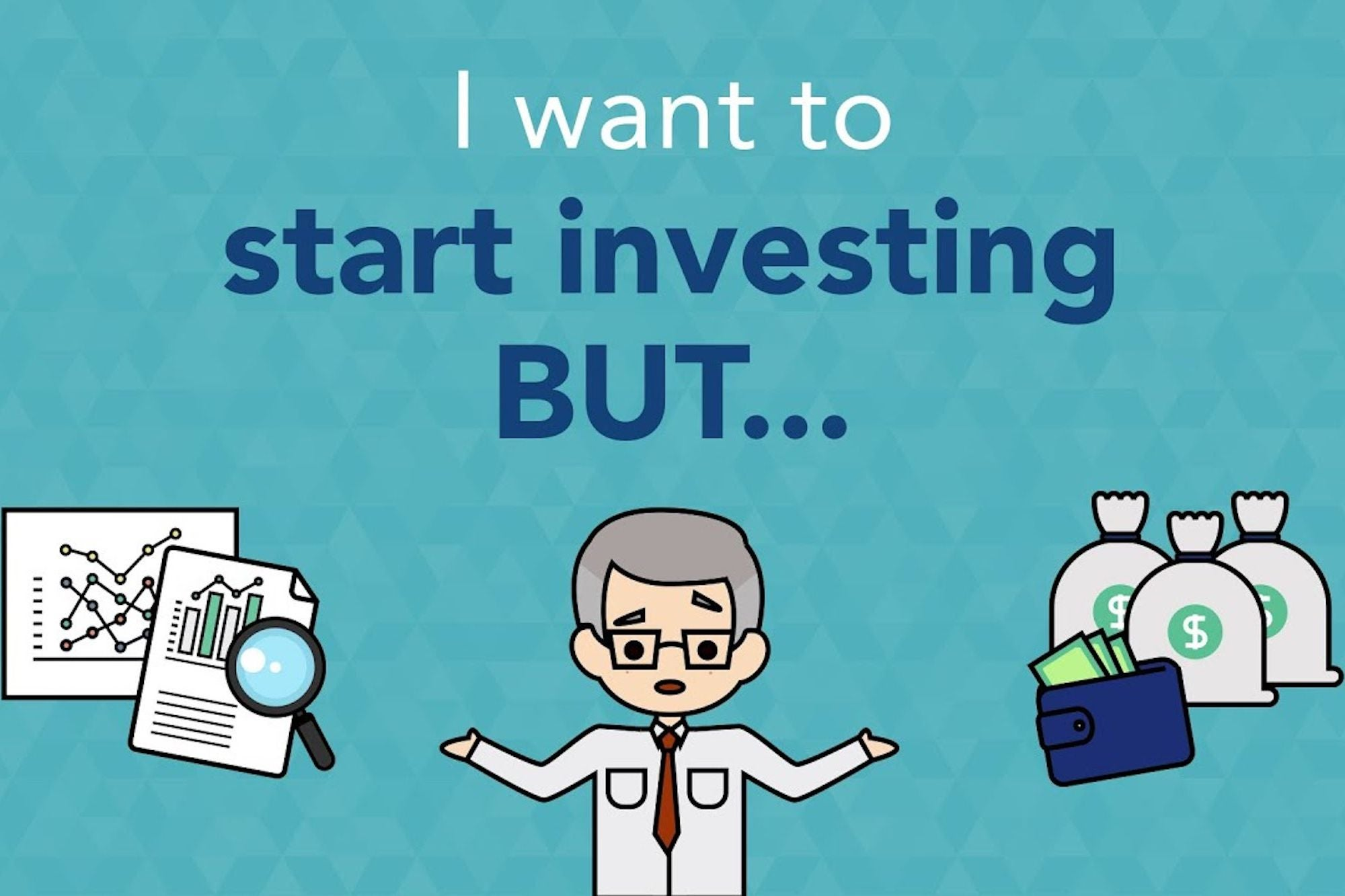 Nervous About Investing? Think About Your Money This Way.