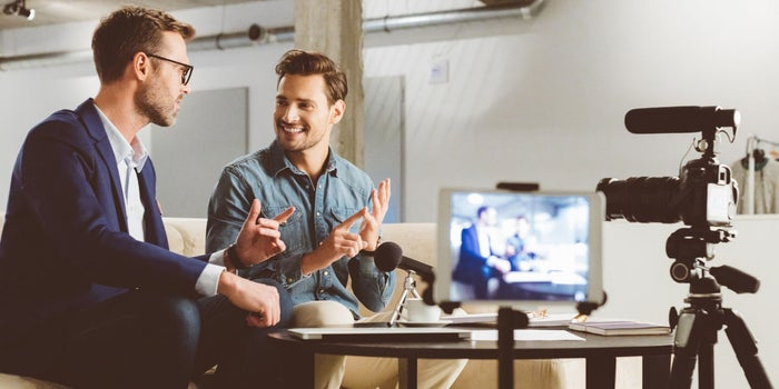 How to Create Amazing Branded Interview Videos