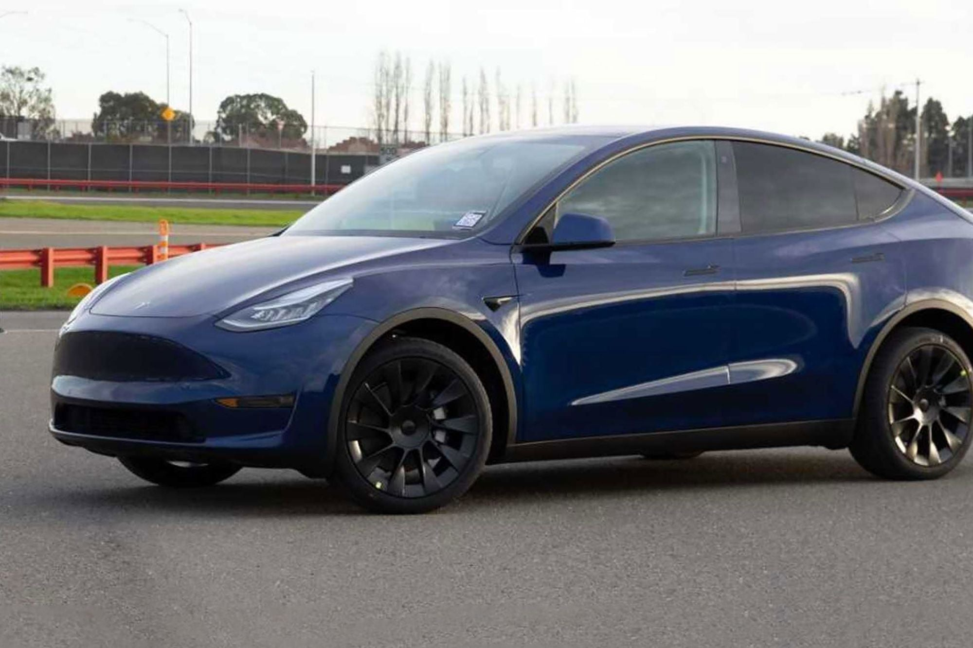 Tesla Reveals the Production Version of Its Model Y