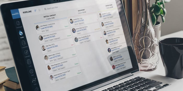 Meet the CRM That's Helping More Small Businesses Scale