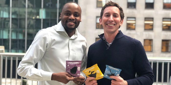 How Bryan Janeczko and Kuda Biza Became a Dynamic Startup Duo Combating Food Insecurity One Cookie at a Time