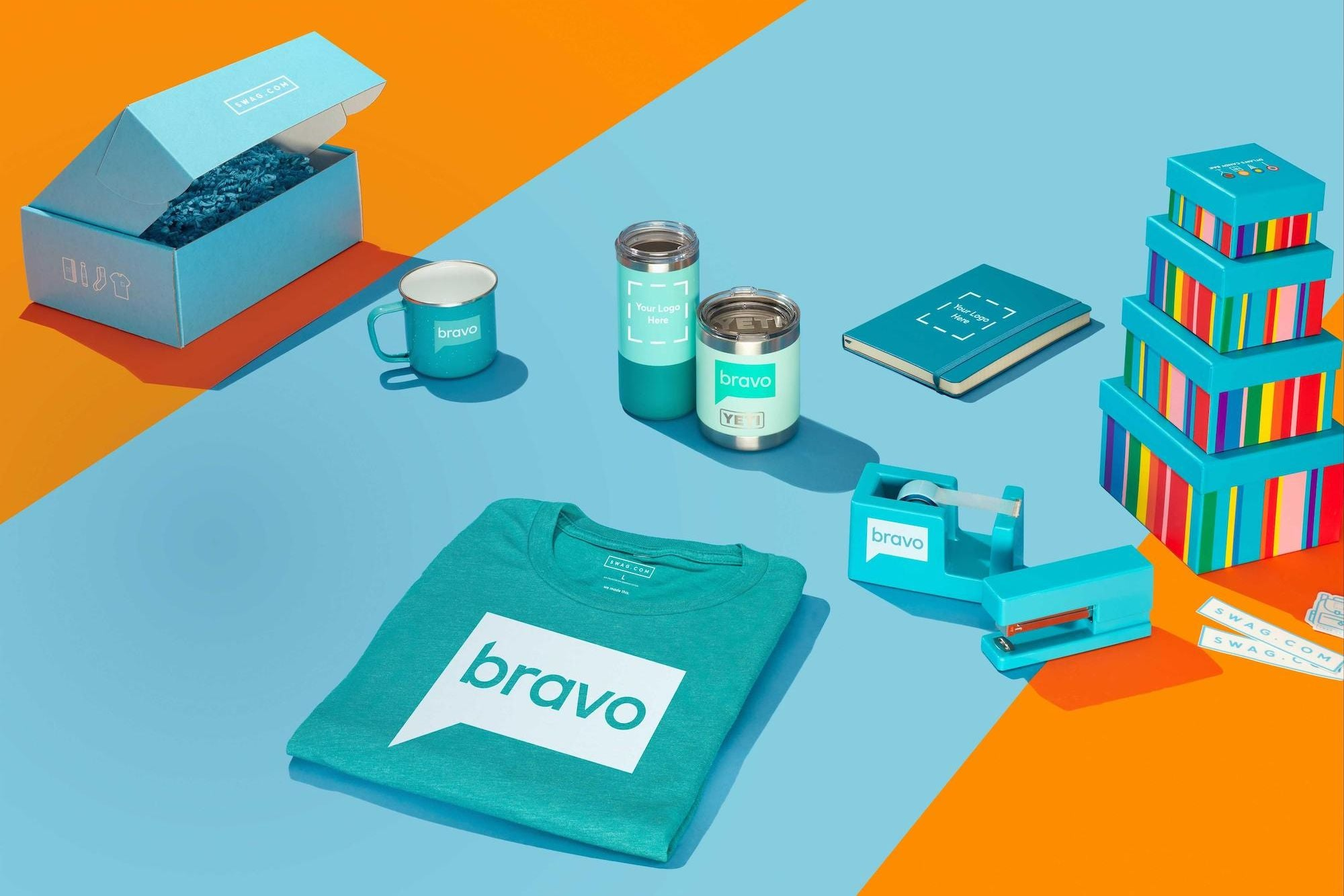 5 Company Swag Products That People Will Actually Use