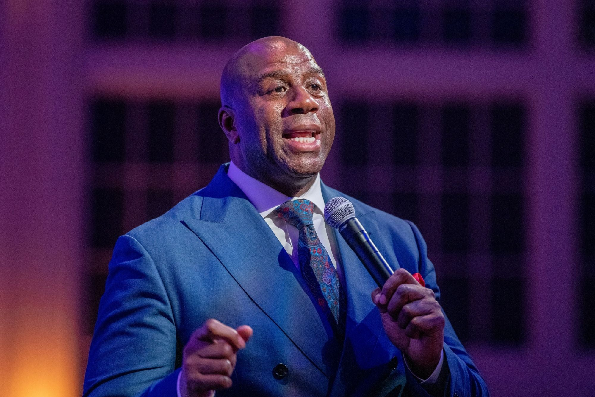 Magic Johnson Shares 5 Lessons on Manufacturing Success